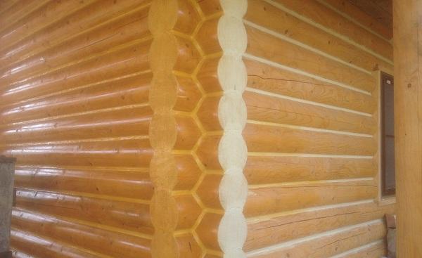 Заделка швов деревянный пол